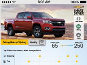 Chevrolet Smart Driver App